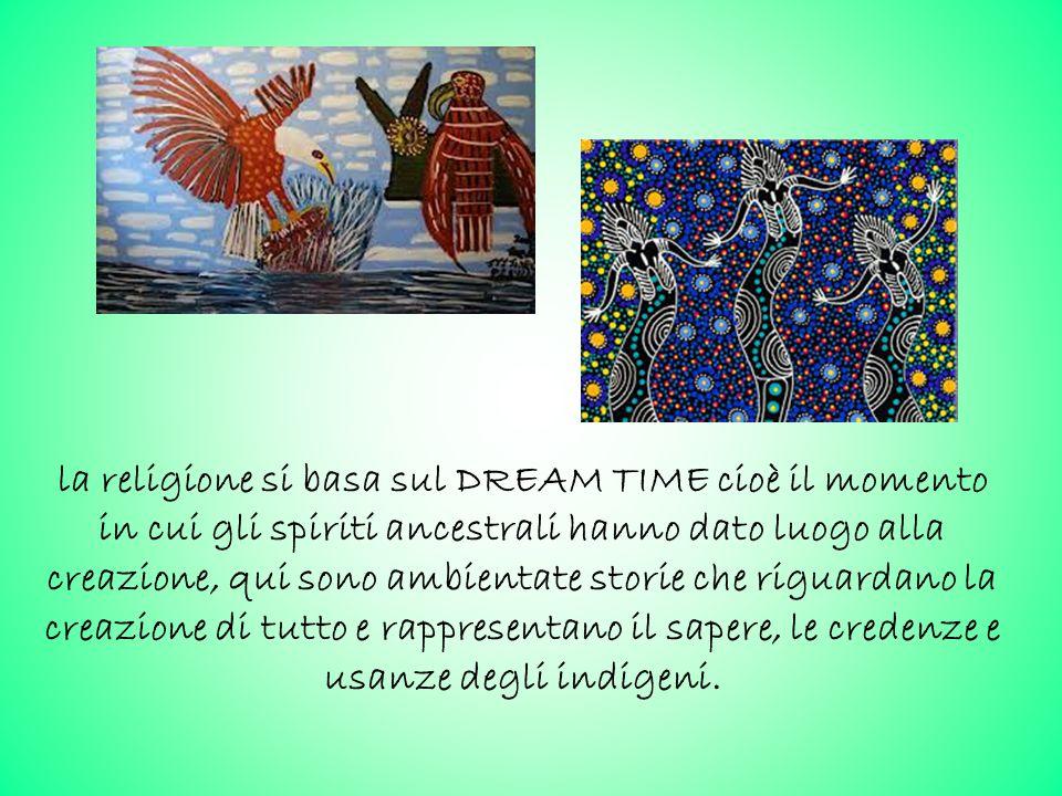 le songlines sono percorsi dei personaggi mitici che hanno attraversato la terra disabitata dandole forma e che vengono tramandati con storie, canzoni, danza e pitture.