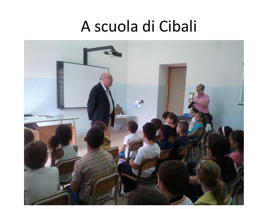 A scuola di Cibali