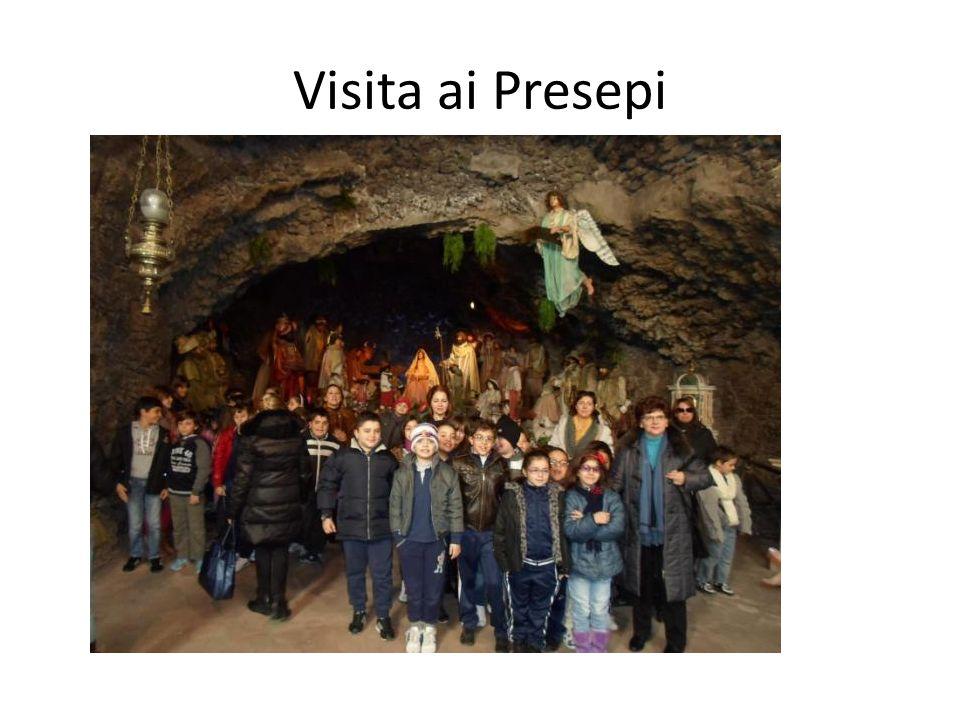 Visita ai Presepi