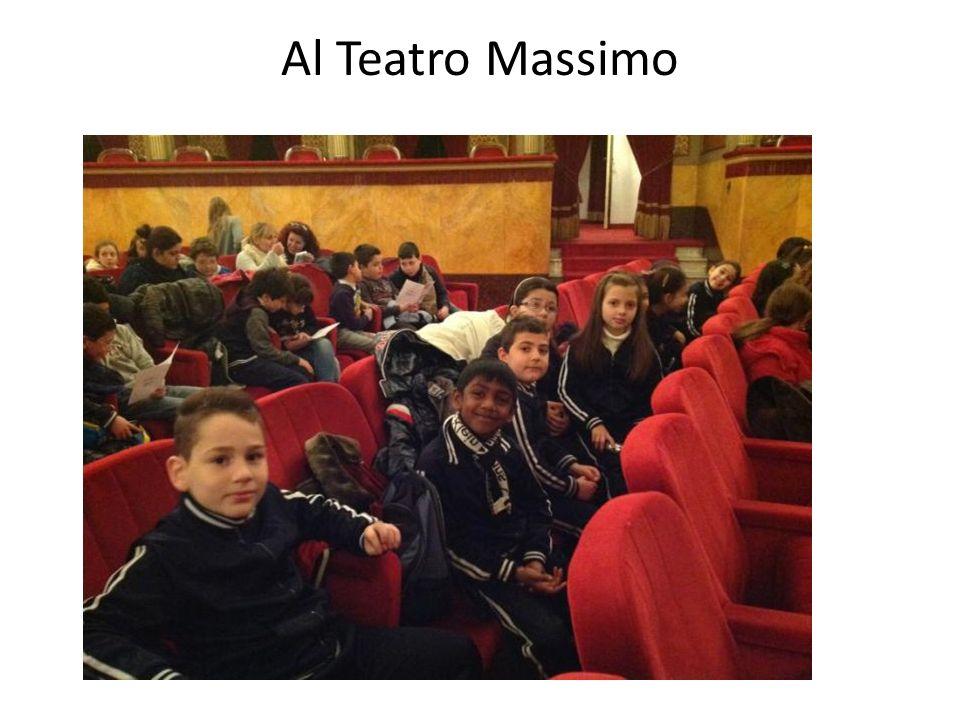 Al Teatro Massimo