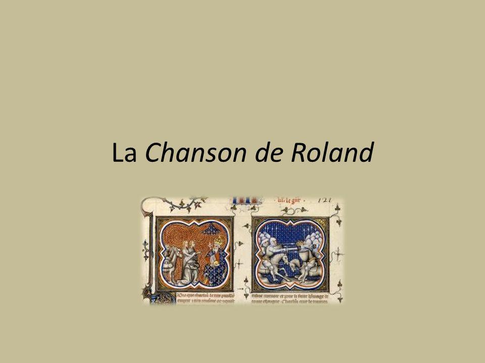 11 QUESTIONI: è esistita una tradizione orlandiana prima della composizione del testo, oppure la Chanson è unopera prima.