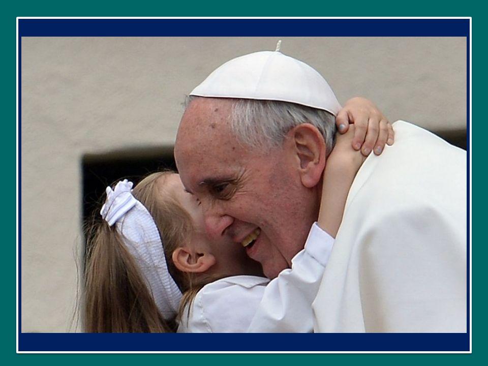 Volete essere una speranza, voi.[Giovani: Si! ] Volete essere una speranza per la Chiesa.