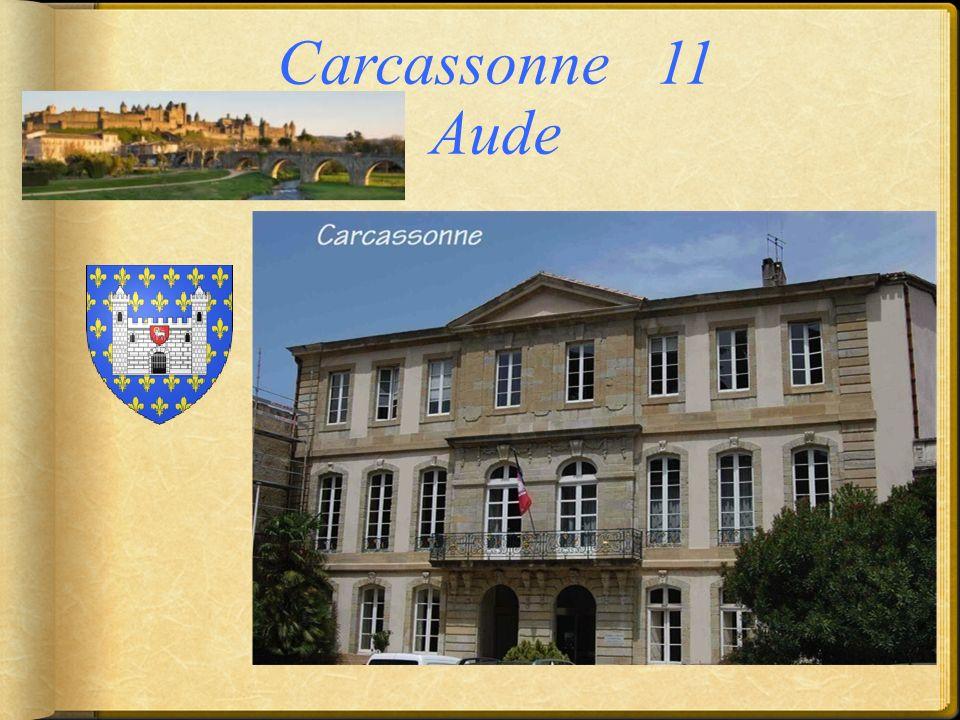 Carcassonne 11 Aude