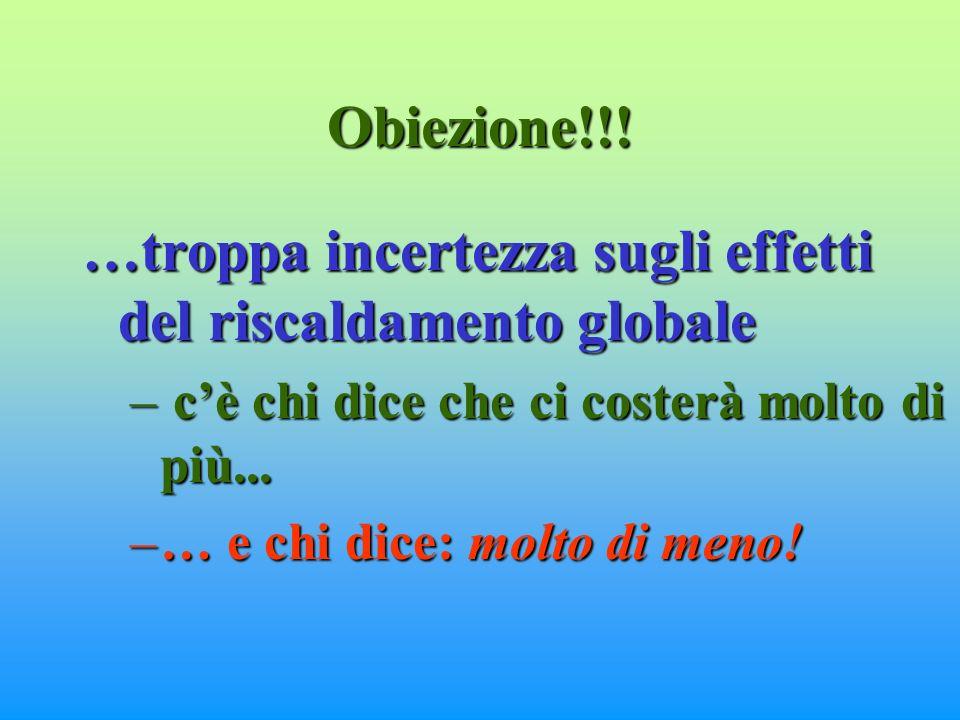Obiezione!!.