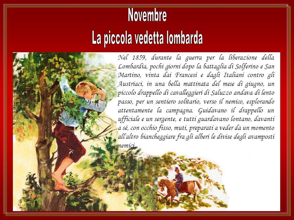 Molti anni fa un ragazzo genovese di tredici anni, figliuolo d un operaio, andò da Genova in America, da solo, per cercare sua madre.