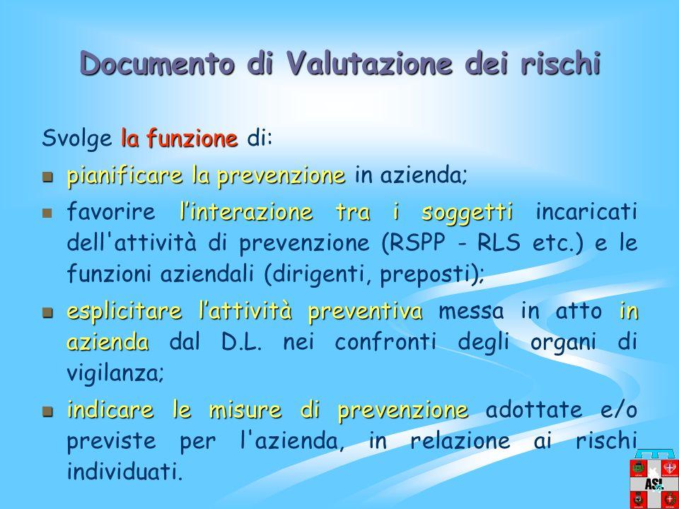 La valutazione dei rischi 626/94 Art.4 c. 11 D.Lgs. 626/94 fino a dieci non è obbligato il datore di lavoro delle aziende familiari o che occupano fin
