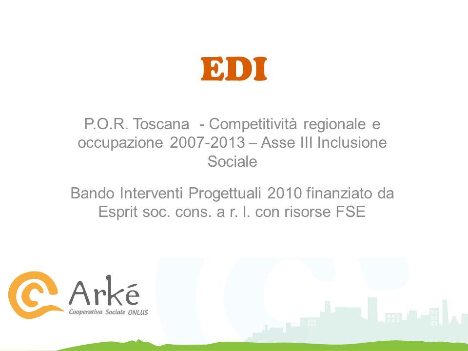 EDI P.O.R.