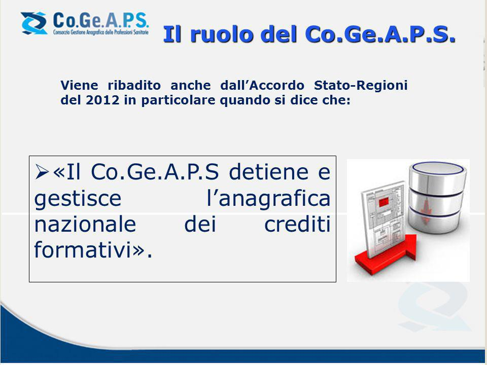 Co.Ge.A.P.S.
