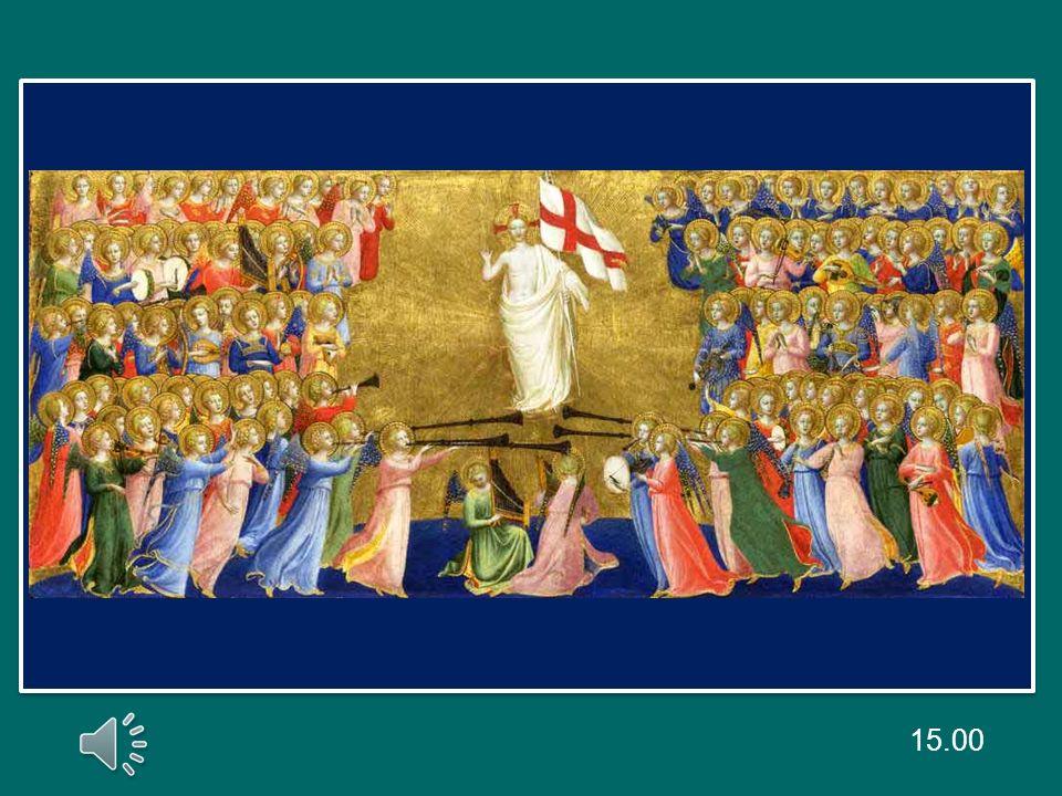 Oggi vorrei parlare di una realtà molto bella della nostra fede, cioè della comunione dei santi .