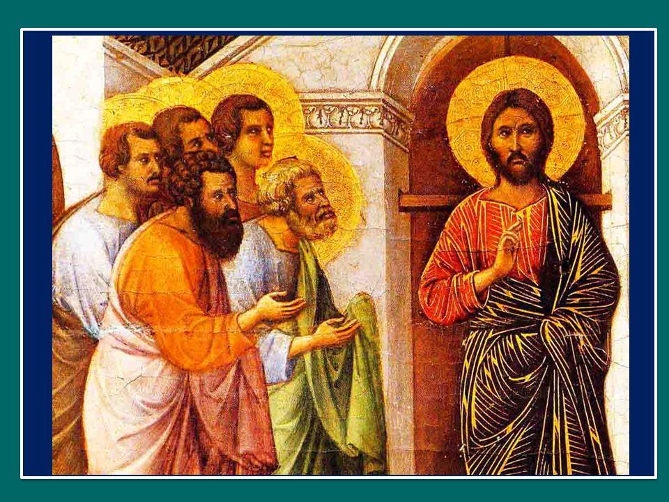 Accípite Spiritum Sanctum. Ricevete lo Spirito Santo. Quorum remiséritis peccata, remittuntur eis, alleluia. A coloro a cui perdonerete i peccati, sar