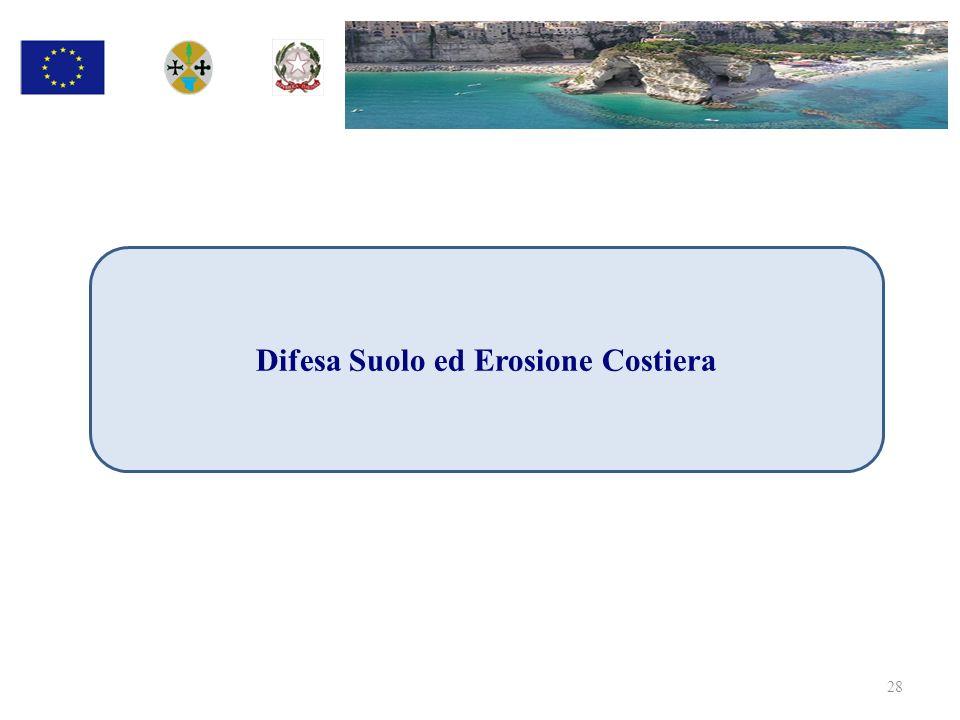 Difesa Suolo ed Erosione Costiera 28