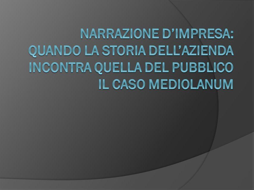 Obiettivo della tesi - Individuare i principali strumenti dello Storytelling - Analizzare la narrazione dimpresa di Banca Mediolanum - Individuare le criticità nella comunicazione attraverso le narrazione degli utenti/clienti del Web - Come migliorare la comunicazione