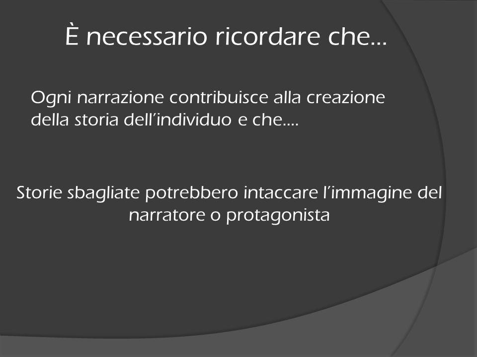 - Limmagine del presidente Tecniche di Storytelling in Mediolanum - Convention – i racconti di E.