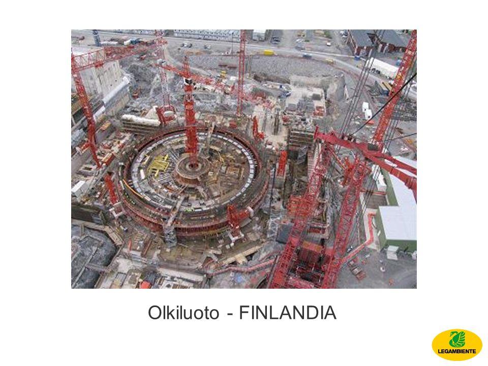 Olkiluoto - FINLANDIA