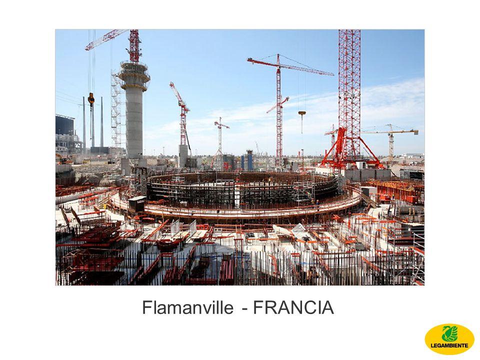 Flamanville - FRANCIA