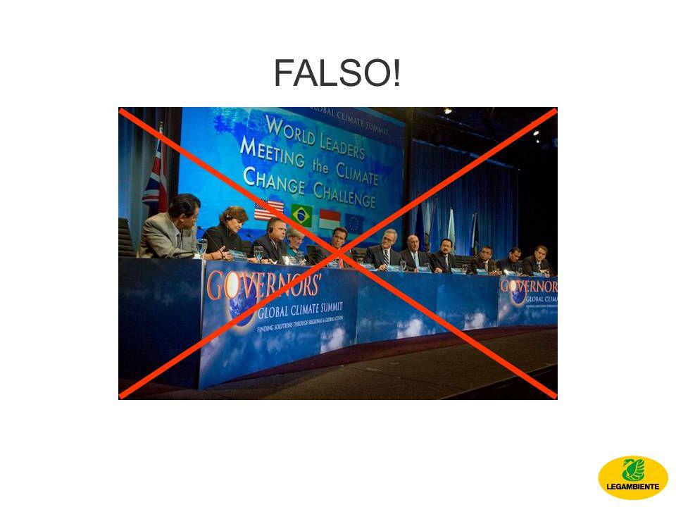FALSO!