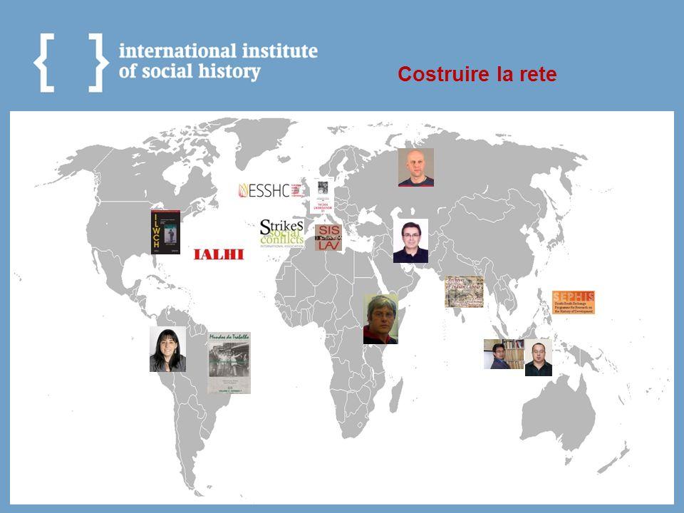 Fare GLH: Collective Research Model Quattro fasi: 1.Storie nazionali; 2.Studi comparativi scritti sulla base delle storie nazionali; 3.Conferenza internazionale e discussione tra autori delle storie nazionali e degli studi comparativi; 4.Revisione dei testi e pubblicazione.