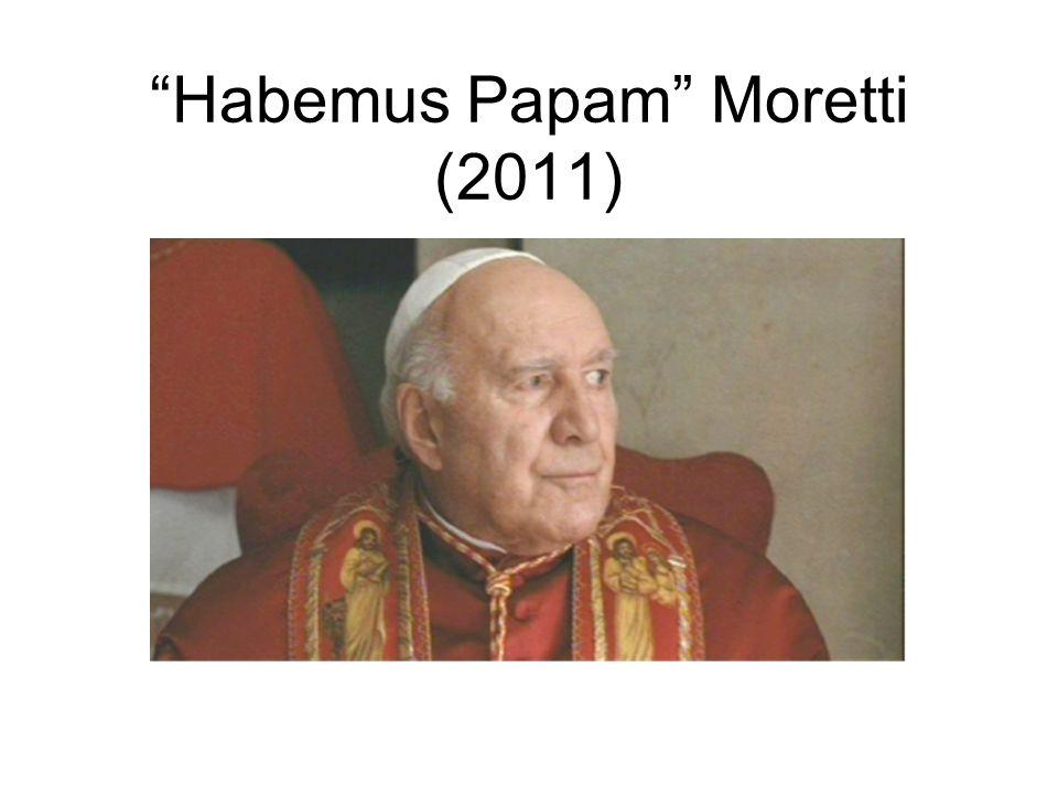 Habemus Papam Moretti (2011)