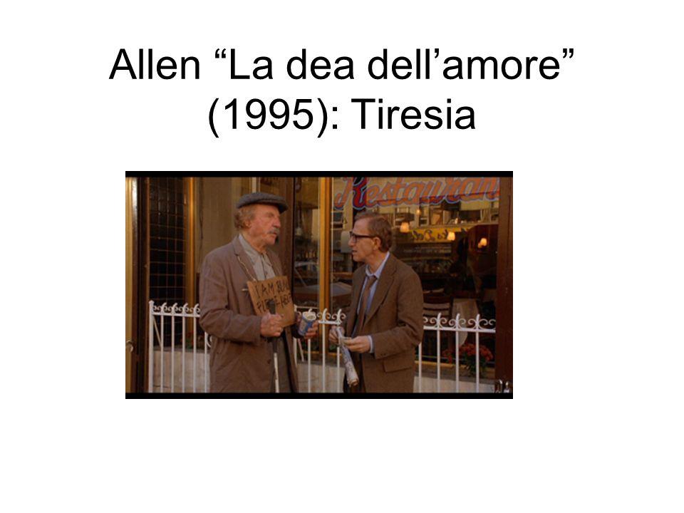 Allen La dea dellamore (1995): Tiresia