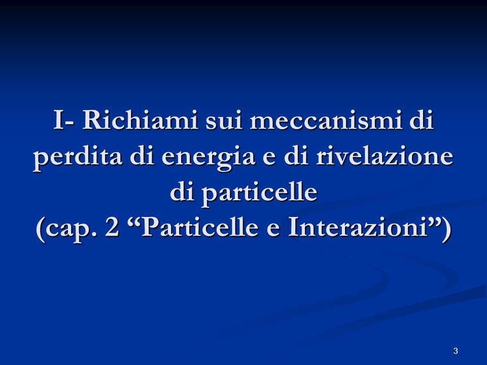 14 Perché ci interessa tutto questo?-1 NucleoAtmosfera RC (protone) I RC (principalmente p) interagendo con i nuclei dell atmosfera terrestre originano i RC secondari (sciami).