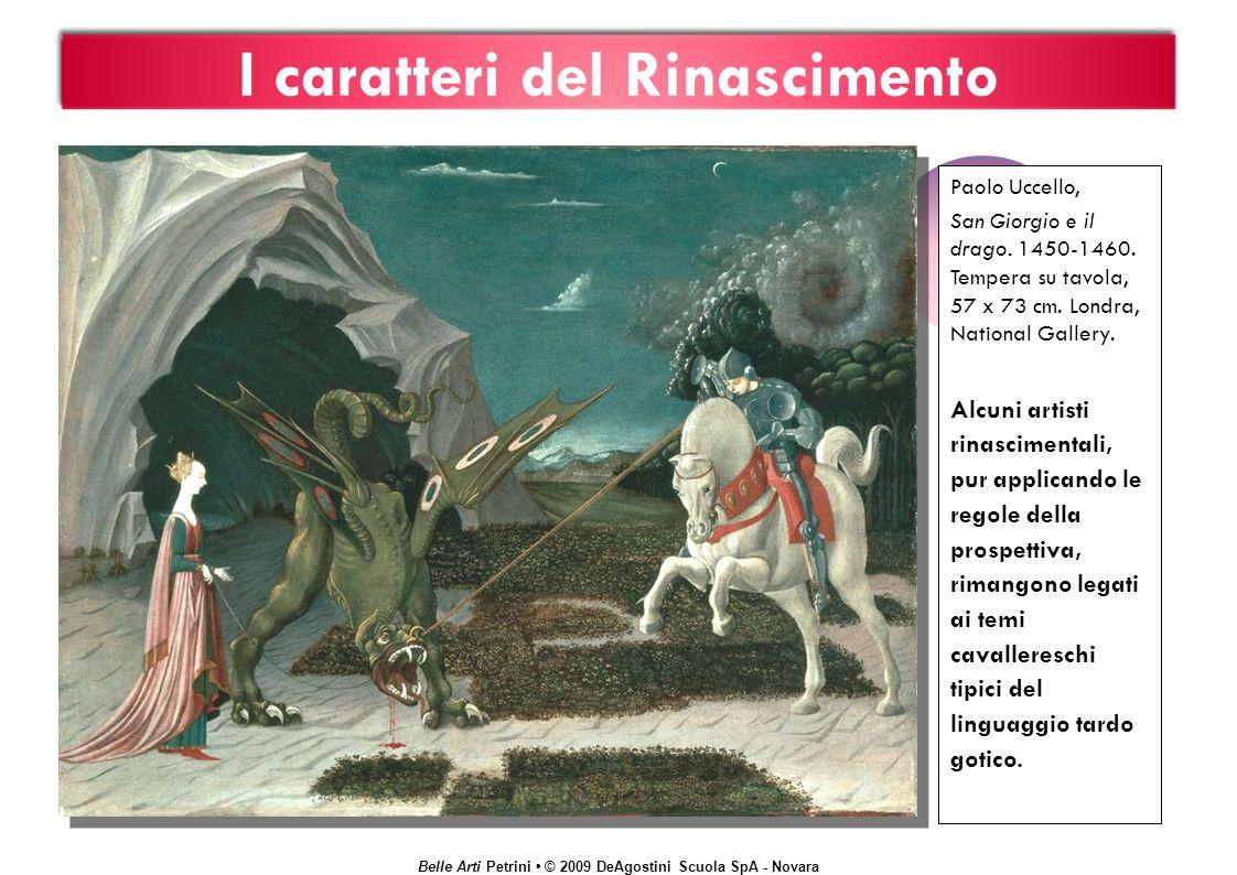 Belle Arti Petrini © 2009 DeAgostini Scuola SpA - Novara Gli artisti delle corti Sandro Botticelli, La Primavera.