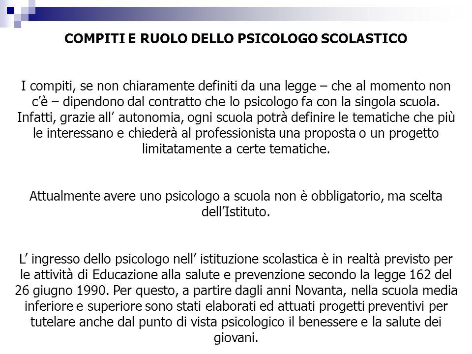 Un riferimento per capire meglio… Studio PRISMA (2004-2006): unico studio epidemiologico italiano effettuato in ambito scolastico che indaga la prevalenza dei disturbi mentali in pre-adolescenza (10-14 anni).
