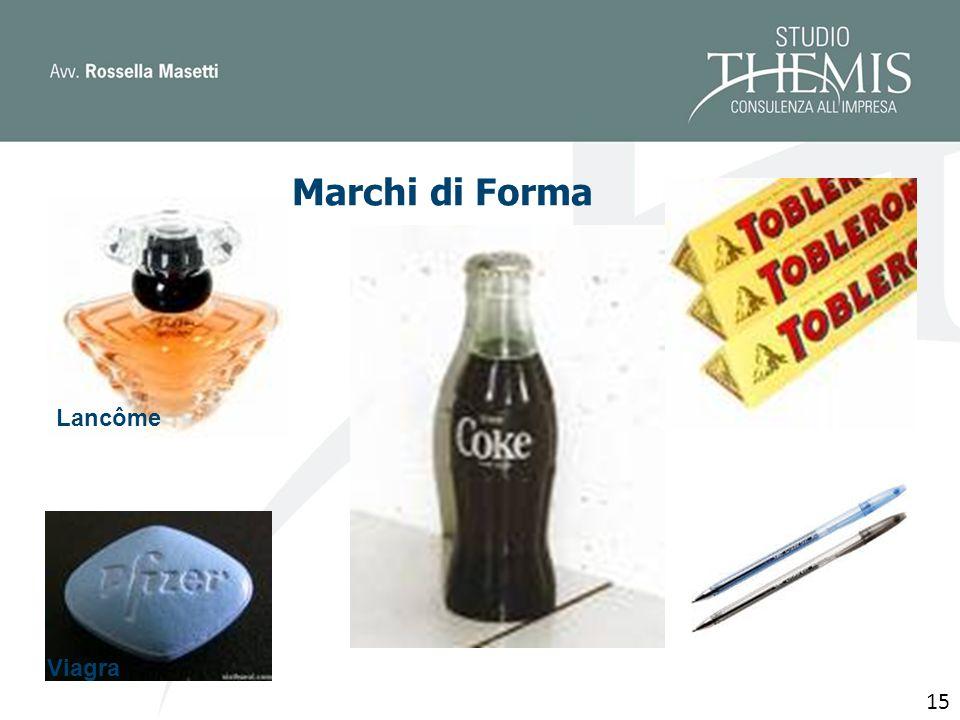 Viagra Lancôme 15 Marchi di Forma