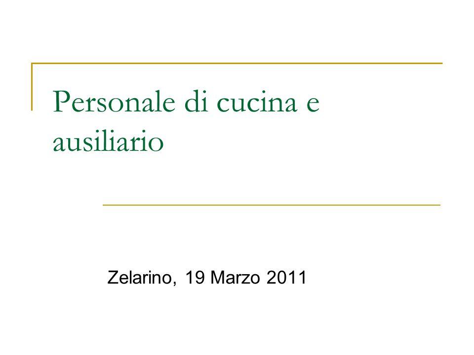 Personale di cucina e ausiliario Zelarino, 19 Marzo 2011
