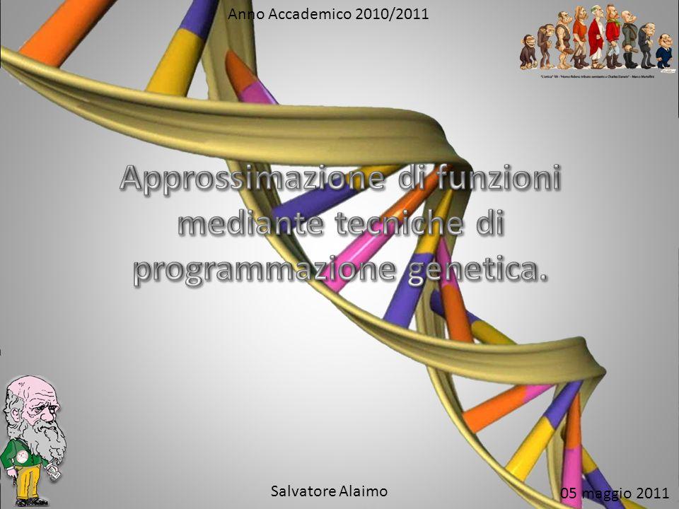 Anno Accademico 2010/2011 Salvatore Alaimo 05 maggio 2011