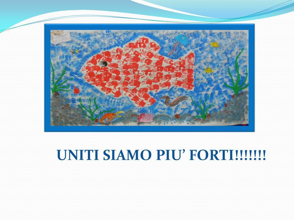 UNITI SIAMO PIU FORTI!!!!!!!