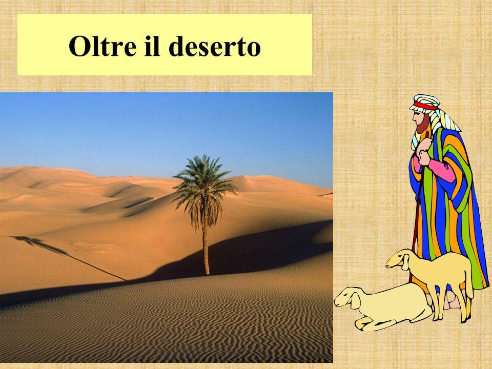 Oltre il deserto