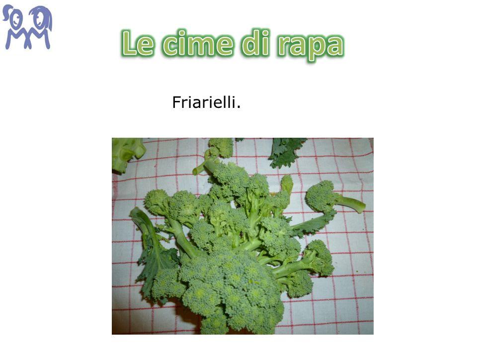 Friarielli.