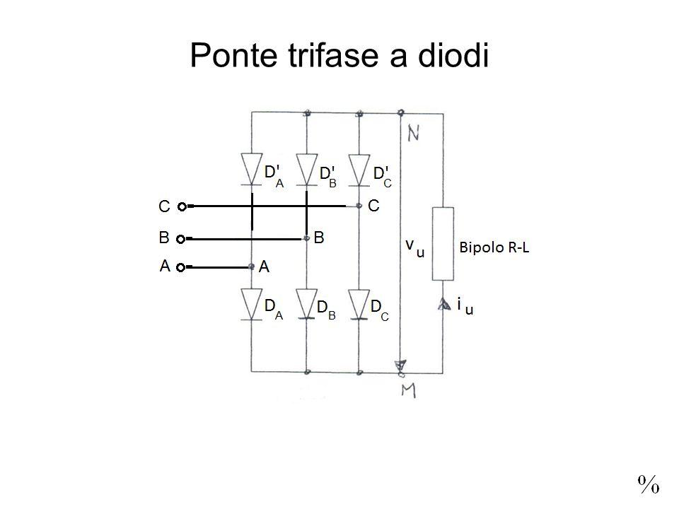 Ponte trifase a diodi