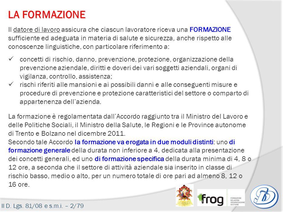 Classificazione aziende INCENDIO Il D.Lgs.n°81/08 e s.m.i.