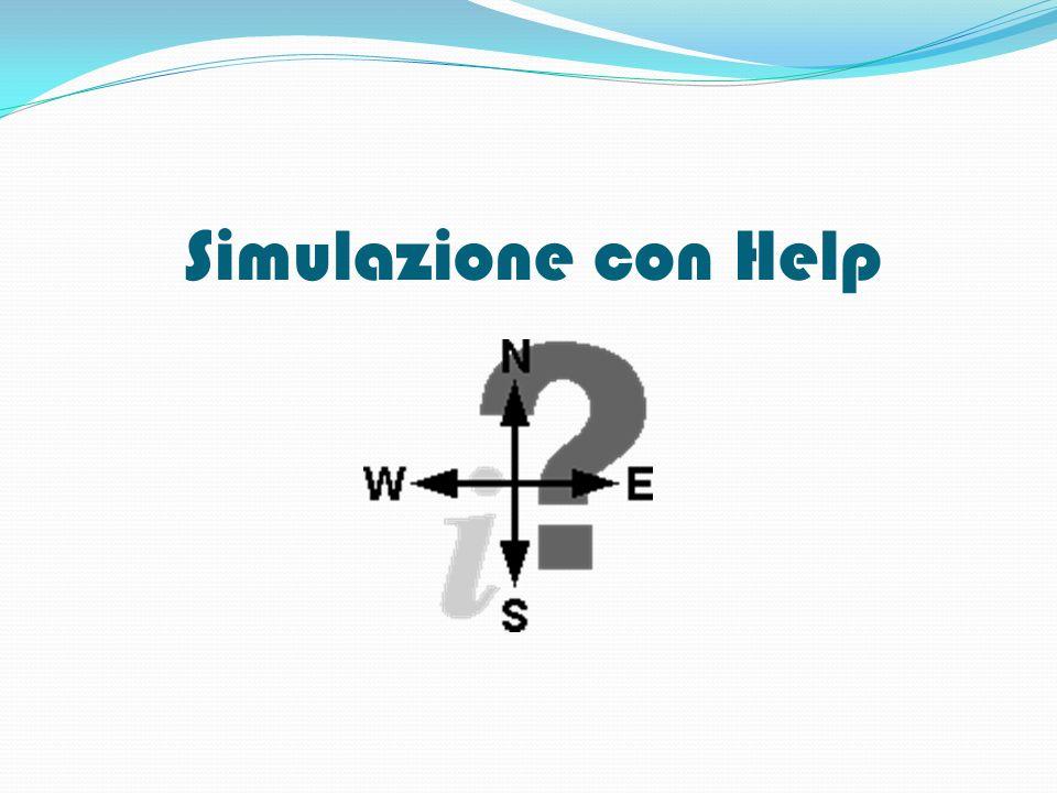 Simulazione con Help