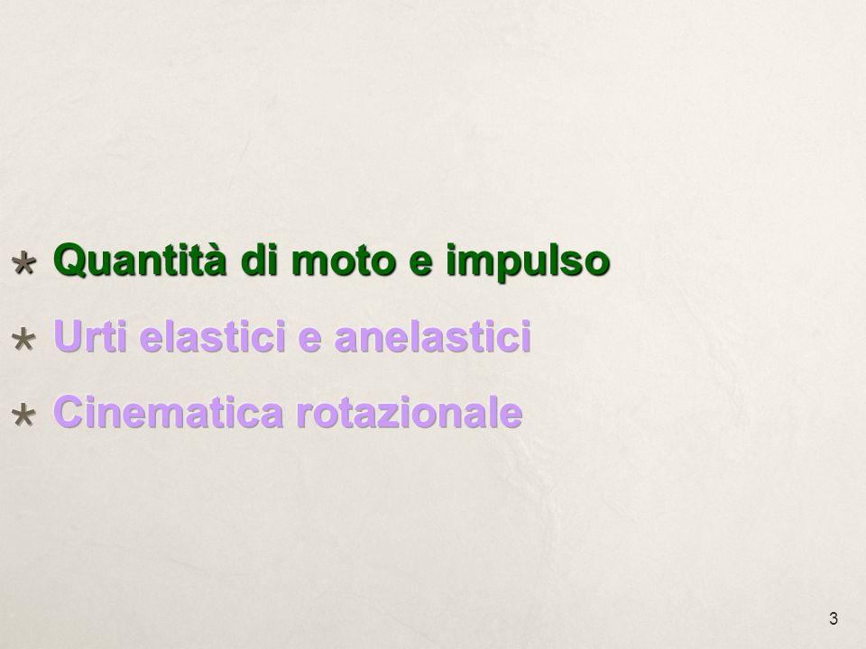 14 Soluzione esercizio 1 Problema: Unape atterra su un bastoncino di massa 4.75 g e cammina con velocità 3.80 cm/s.