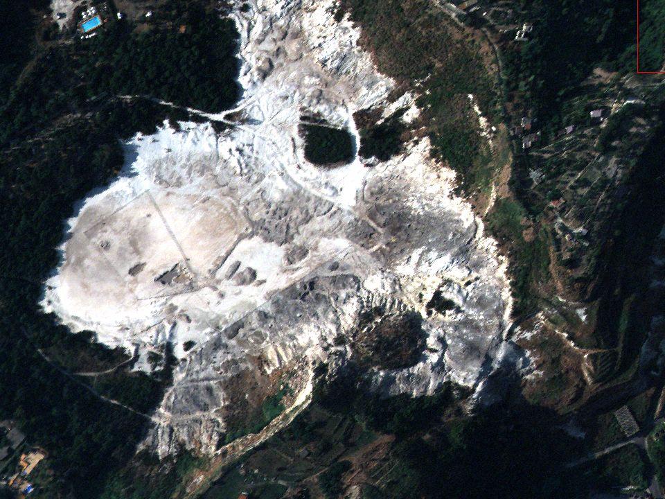 NASA ASTER TIR (2002- 2012) Vesuvio Napoli Solfatara di Pozzuoli