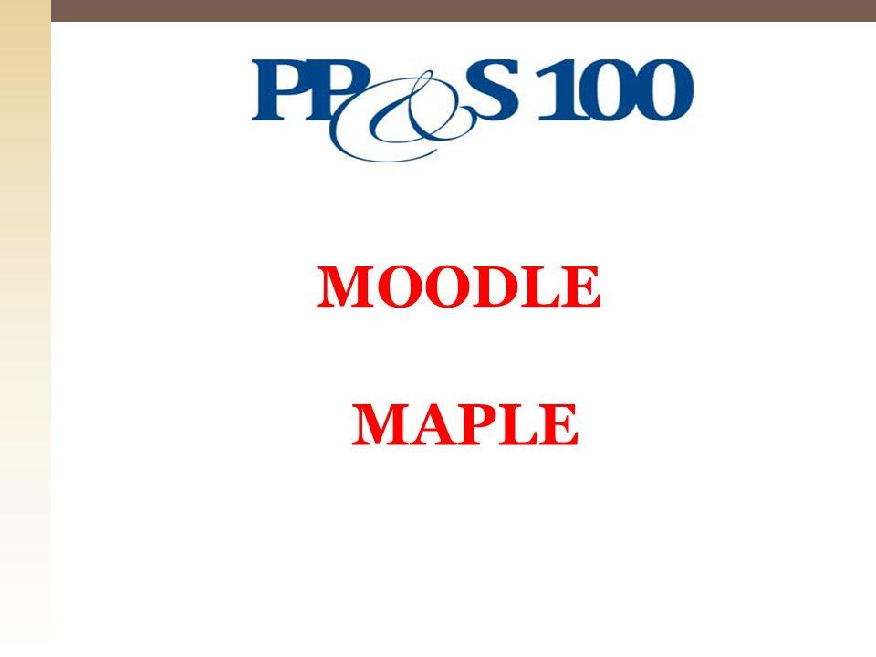 MOODLE (Tutti i docenti lo possono utilizzare) Moodle: Modular Object Oriented Dynamic Learning Environment Moodle è una piattaforma progettata per stimolare l interattività tra Docenti e Studenti È opensource e scaricabile gratuitamente