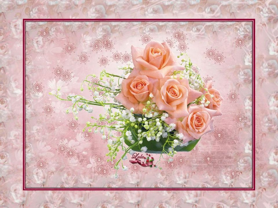 Se mostriamo agli altri la rosa che è in loro, diventeranno capaci di vincere le spine.
