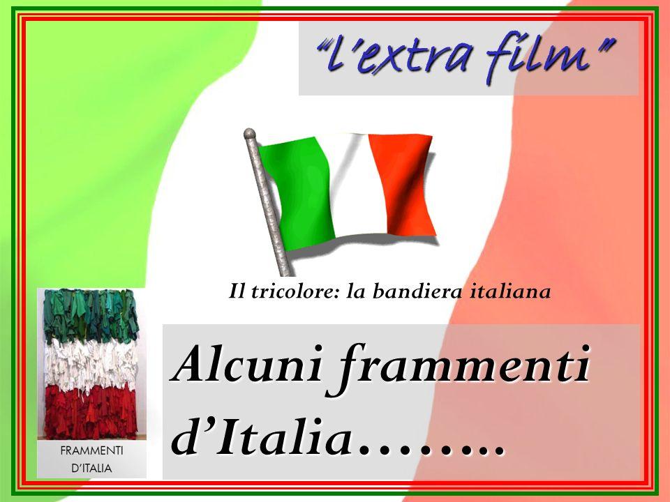 LA NASCITA DEL TRICOLORE 1796: impiegato dalla Legione Italiana composta da soldati emiliani.