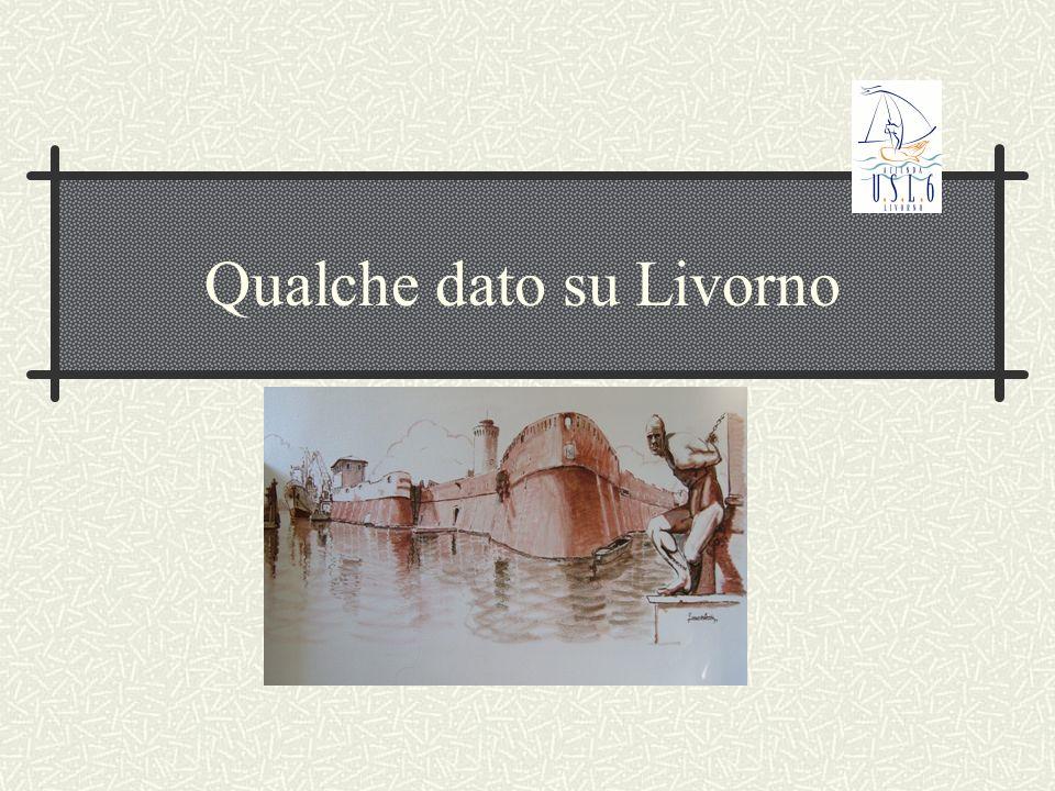 Qualche dato su Livorno