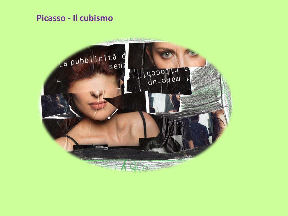 Picasso - Il cubismo