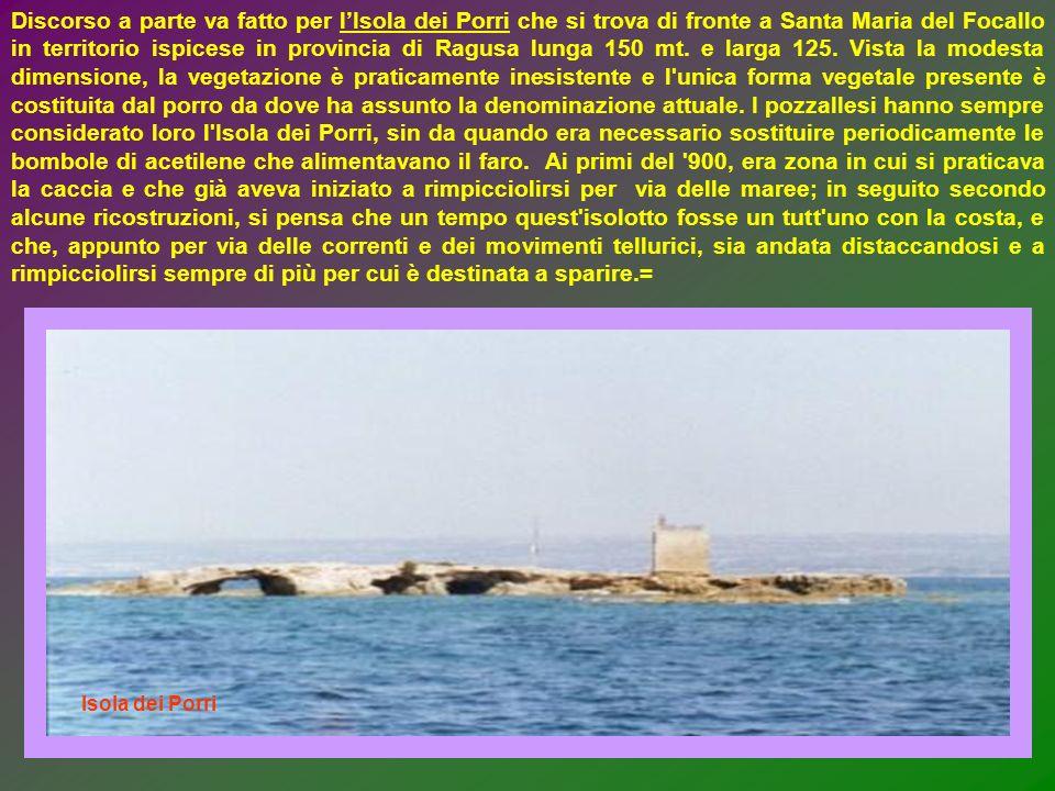 Capo PasseroIsola delle correnti Sulla costa jonica siracusana l'Isola di Capo Passero prende il nome dall'omonimo capo. Una volta era una penisola un