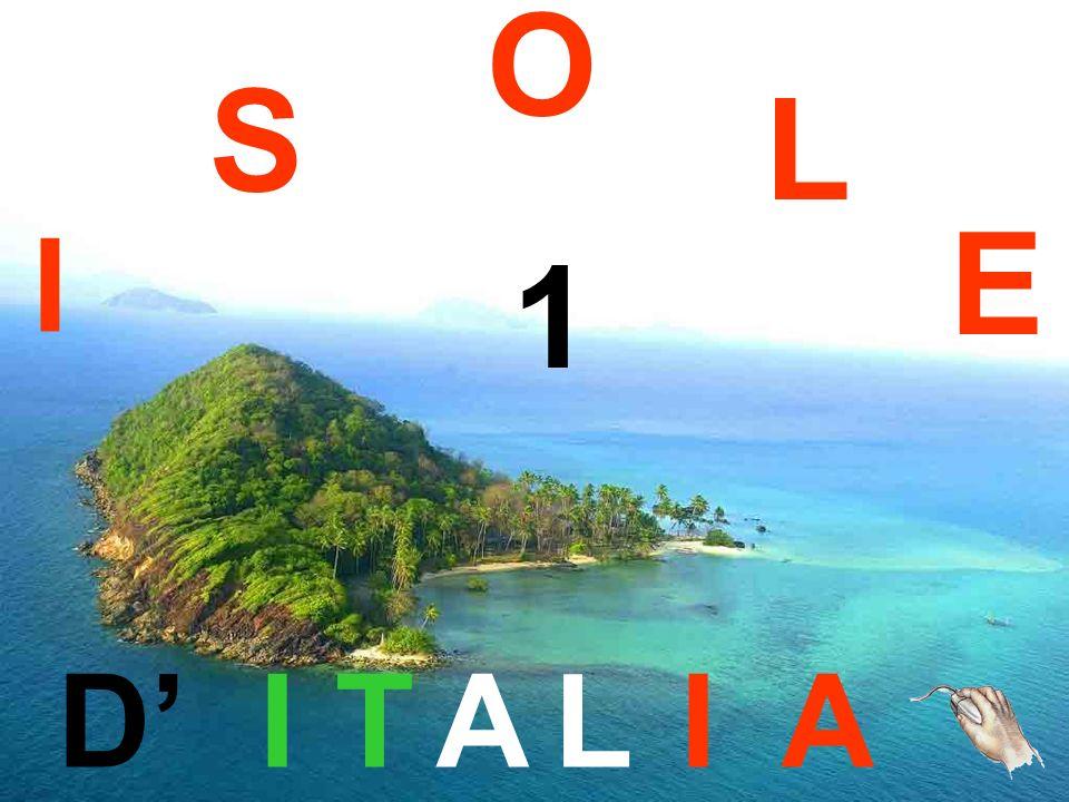 Vulcano, Alicudi, Filicudi, Panarea sono le altre Isole Eolie dette sette sorelle.