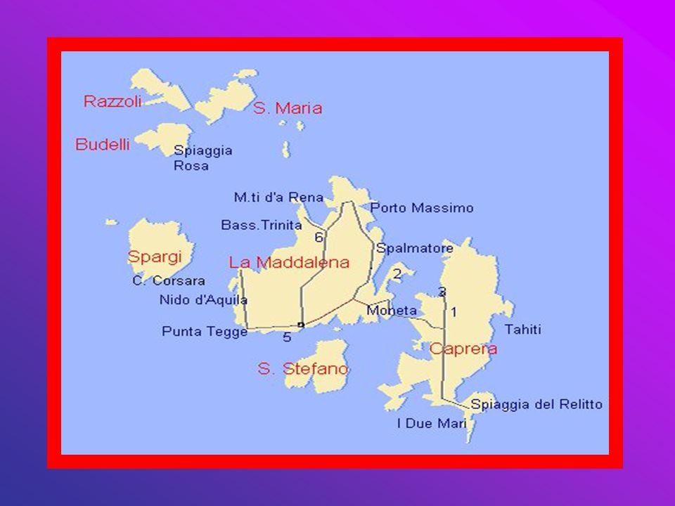 Tra le molte isole, isolotti, faraglioni e scogli, tre sono gli arcipelaghi che si trovano lungo le coste della Sardegna. LARCIPELAGO DI TAVOLARA di f