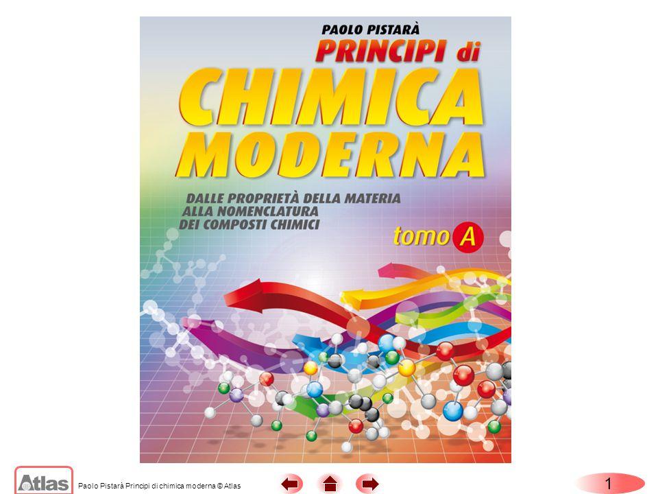 Paolo Pistarà Principi di chimica moderna © Atlas 12 5 Numeri quantici CAPITOLO 6a.