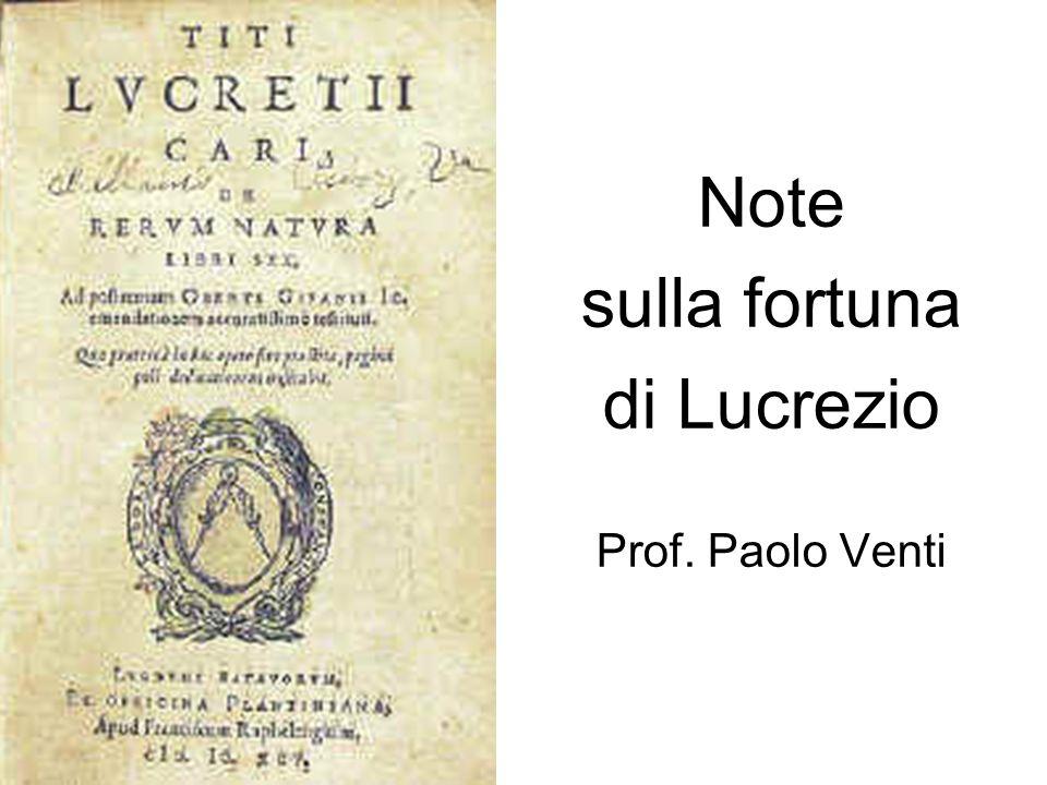 Testimonianza di Cicerone Cic.Ad. Quintum fratrem fr.