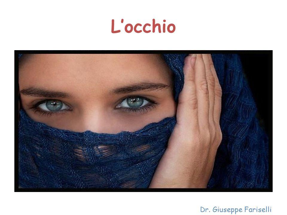 Locchio Dr. Giuseppe Fariselli