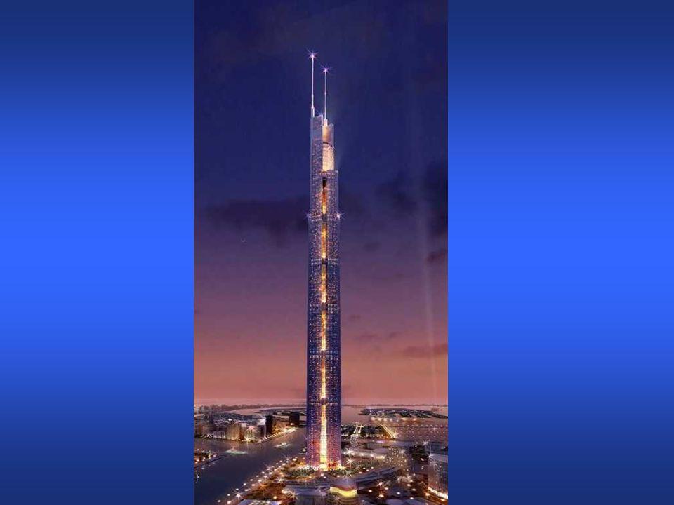 Il Burj Dubai sarà il nuovo centro dello Skyline di Dubai.