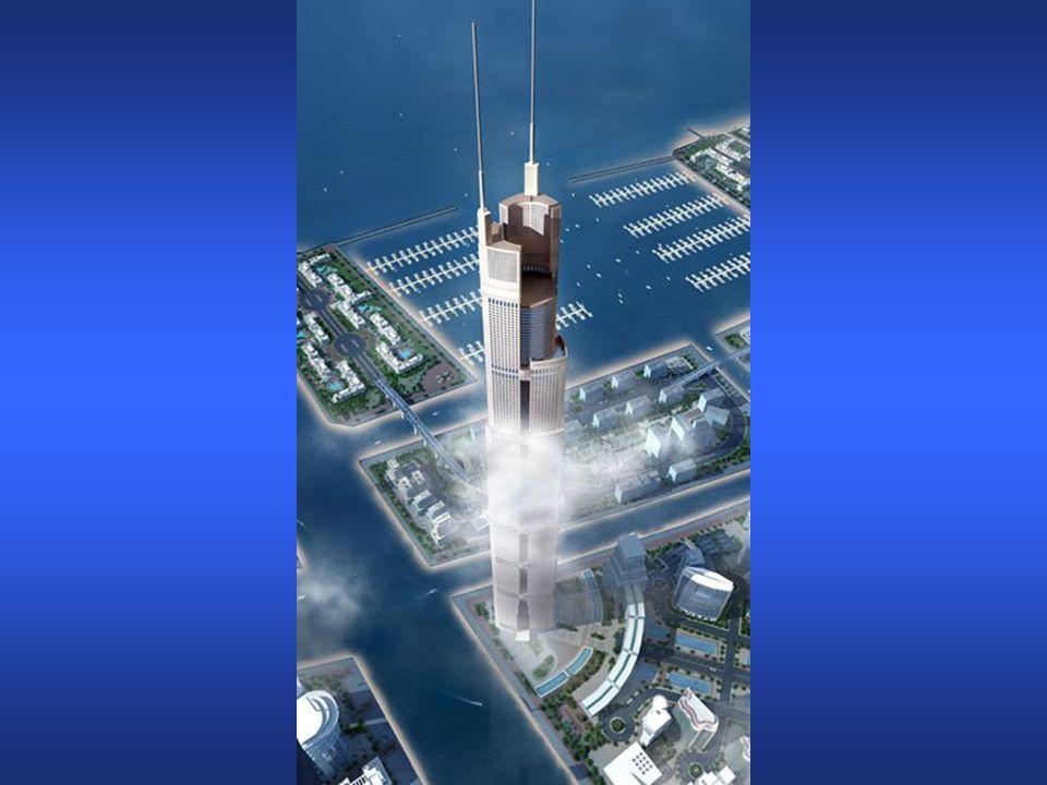 Presto verrà presentato il progetto di questo edificio la cui torre avrà unaltezza di 1200 metri.